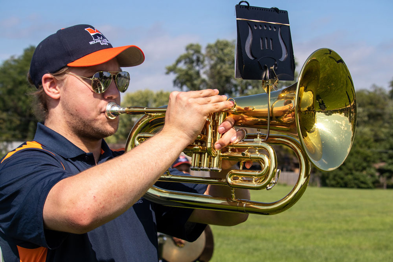 Midland University Band