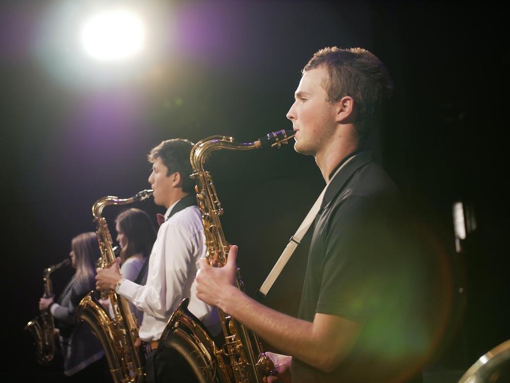 Midland University Jazz Band