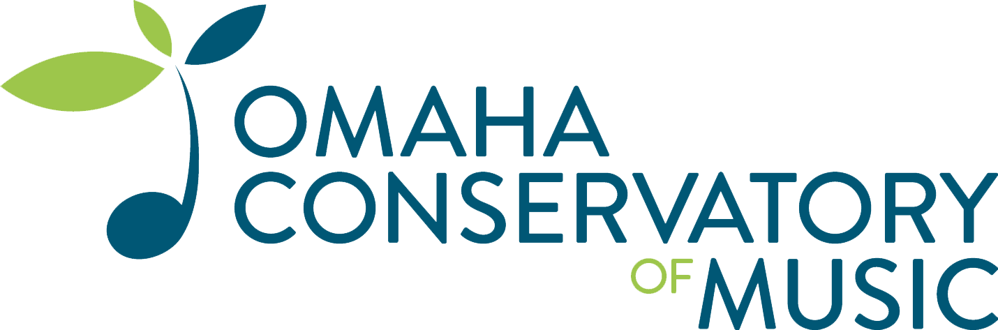 Omaha Conservatory of Music Logo