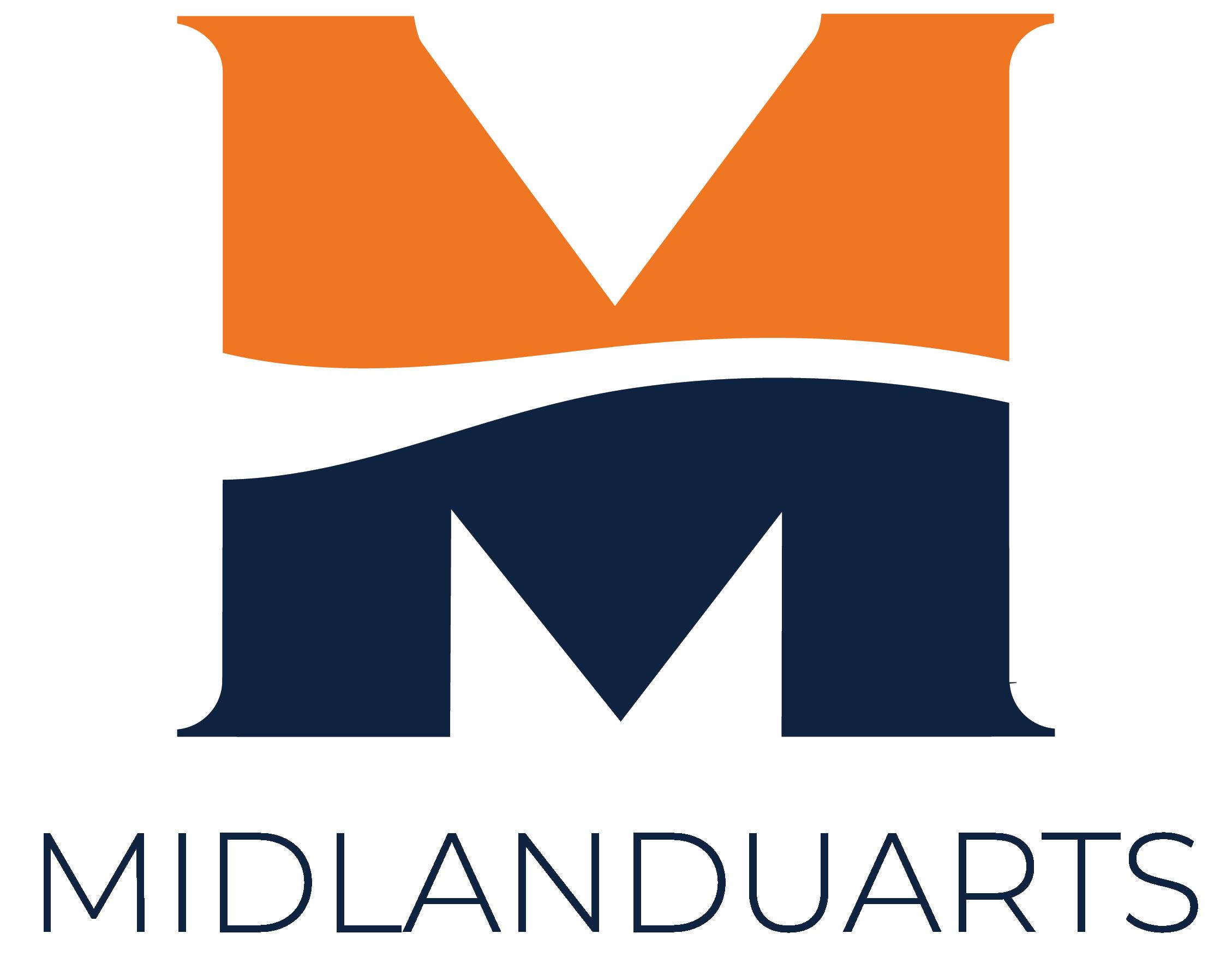 MidlandUArts Logo