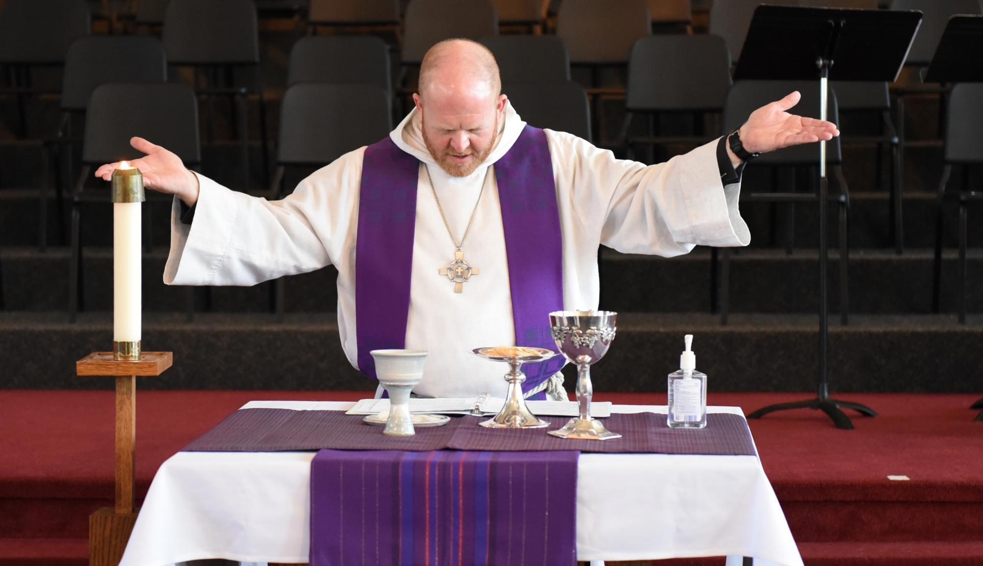 Pastor Scott Johnson