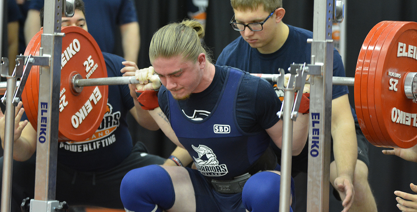 Men's Powerlifting