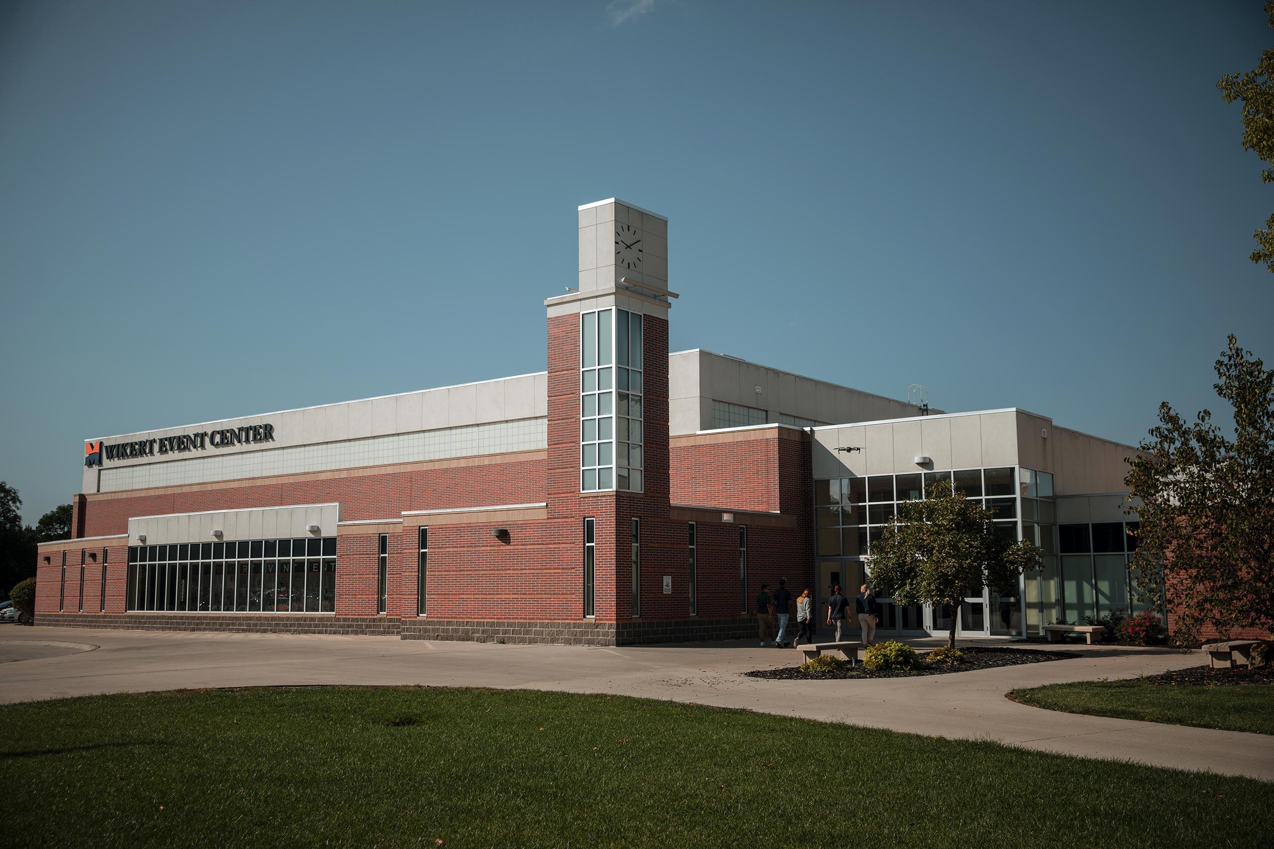 Wikert Event Center at Midland University