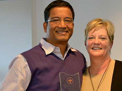 Manish Fritz Award