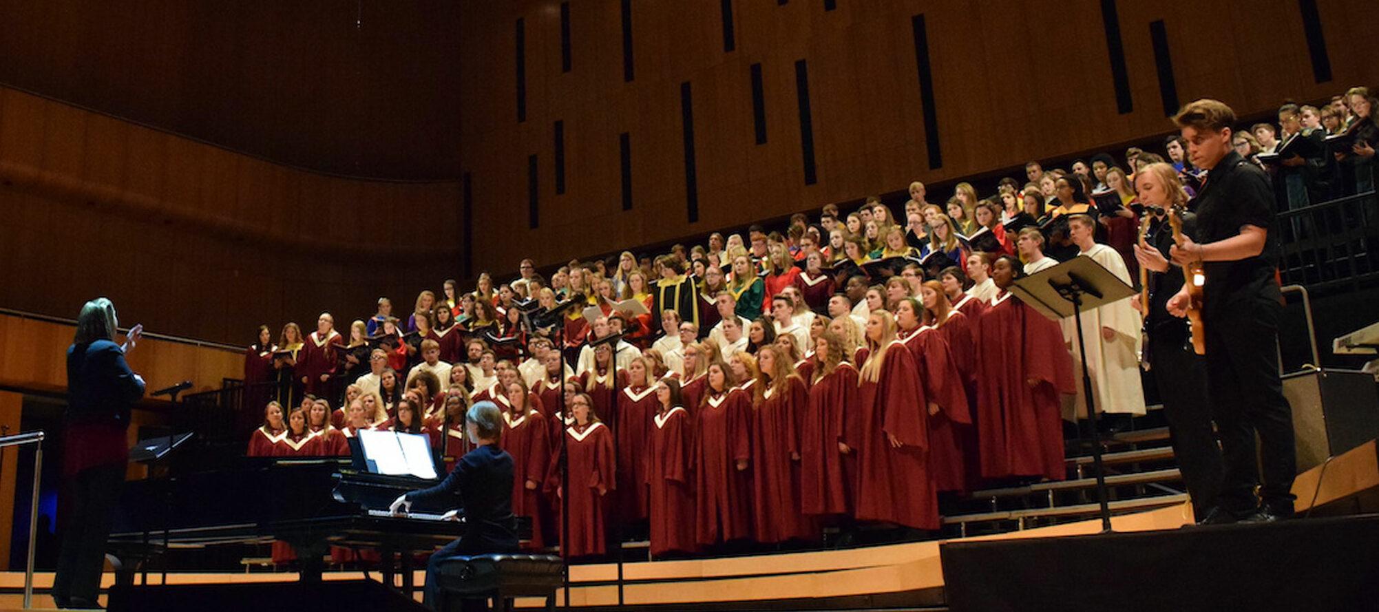 Midland University Vocal Music